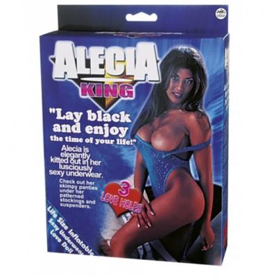 Alecia 3 Hole Sex Doll