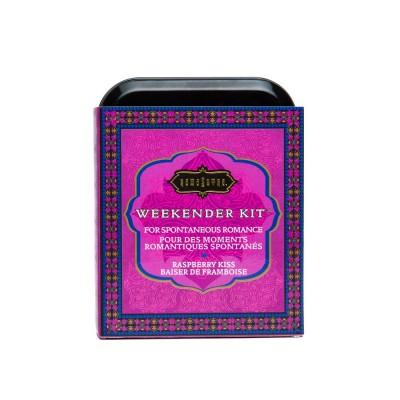 Kama Sutra Weekender Kit In A Tin Raspberry Kiss