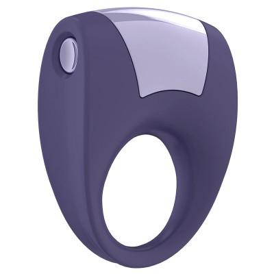 Ovo B8 Vibrating Purple Cockring