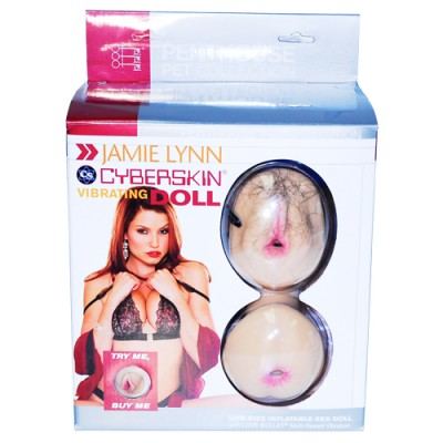 Jamie Lynn Vibrating Love Doll