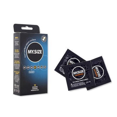 MY.SIZE 57mm Condom (10 Pack)