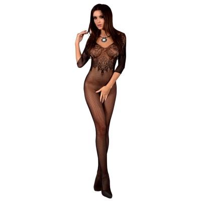 Corsetti Josslyn Crotchless Body Stocking UK Size 812