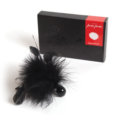 Pom Pom Feather Tickler