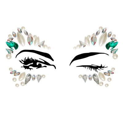 Arista Eye Jewels Sticker EYE001