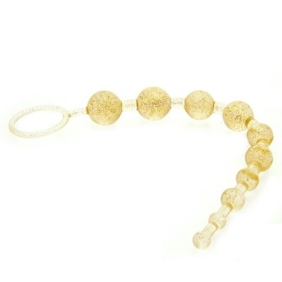 Pure Gold X10 Beads
