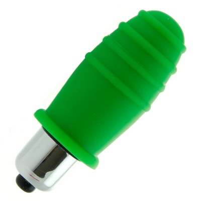 Climax Silicone Vibrating Bullet
