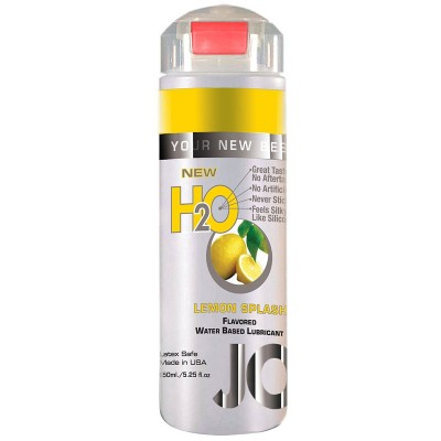 System JO H20 Lemon Splash