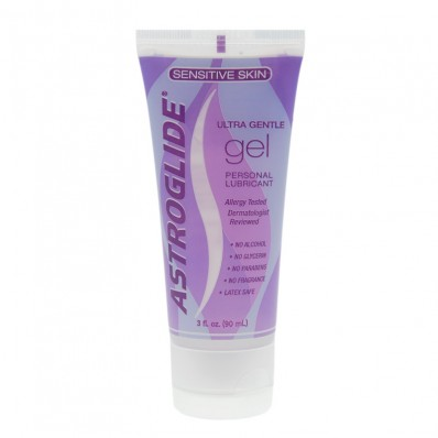 Astroglide Sensitive Skin Gel 3oz