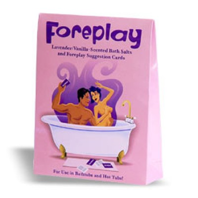 Foreplay Bath Salts
