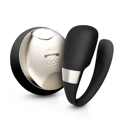 Lelo Tiani 3 Black Luxury Rechargeable Massager