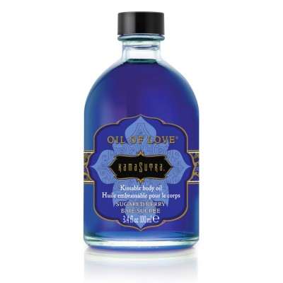 Kama Sutra Oil of Love Sugared Berry 100ml