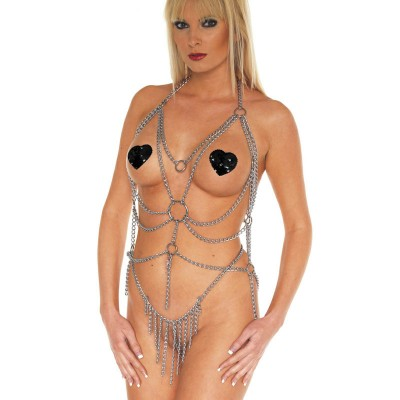 Top  and  Brief Chain Set