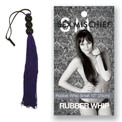 Medium Rubber Whip